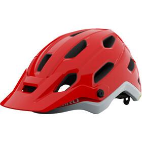 Giro Source Mips Helm rot/grau